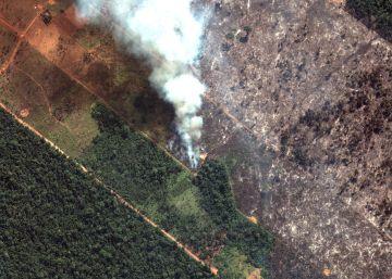 Bolsonaro moviliza al Ejército ante la presión internacional por la crisis en la Amazonia