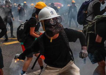 Al menos 28 detenidos en las protestas de Hong Kong