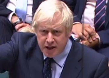 El Parlamento asesta un golpe letal a la estrategia del Brexit de Johnson
