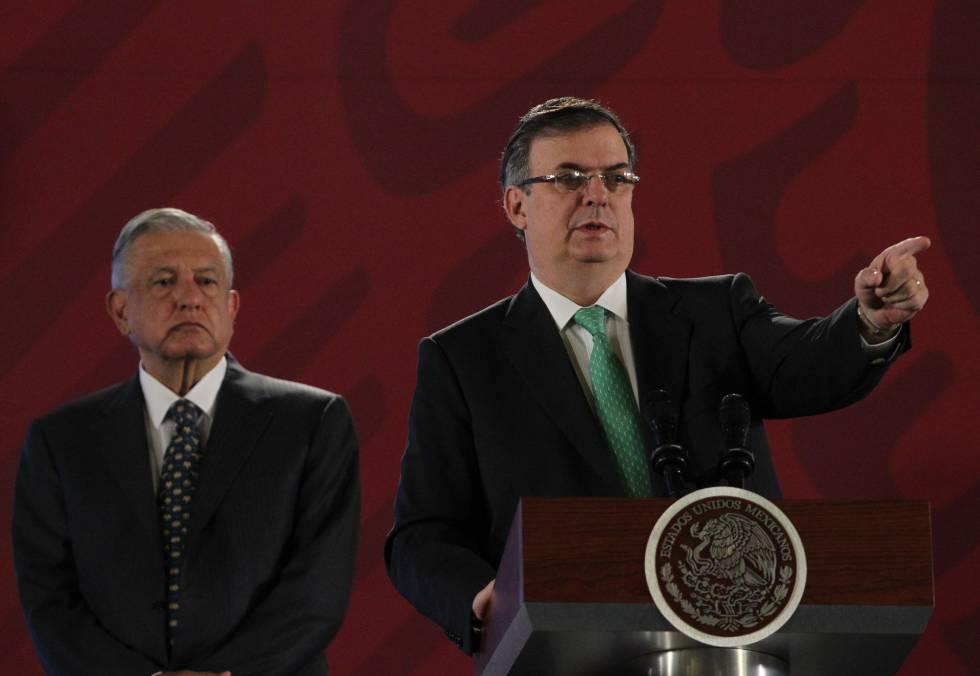 López Obrador entrega a la Cancillería el control total de la política migratoria