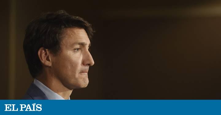 Los tropiezos de Trudeau apagan su brillo