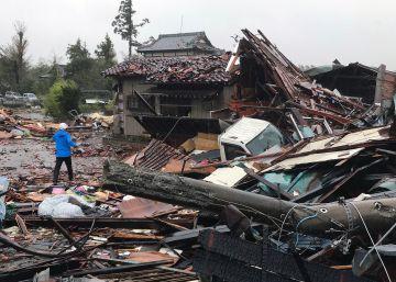 Los tifones en Japón y los disturbios en Chile restan 140 millones a los beneficios de Mapfre