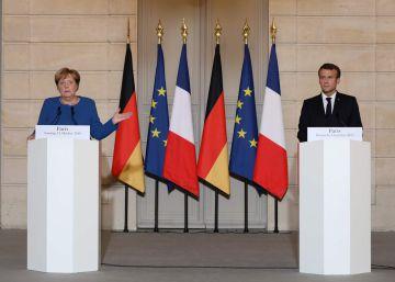 Alemania y Francia endurecen el tono contra Erdogan