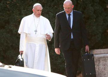 El jefe de seguridad del Papa dimite tras un nuevo escándalo de filtraciones
