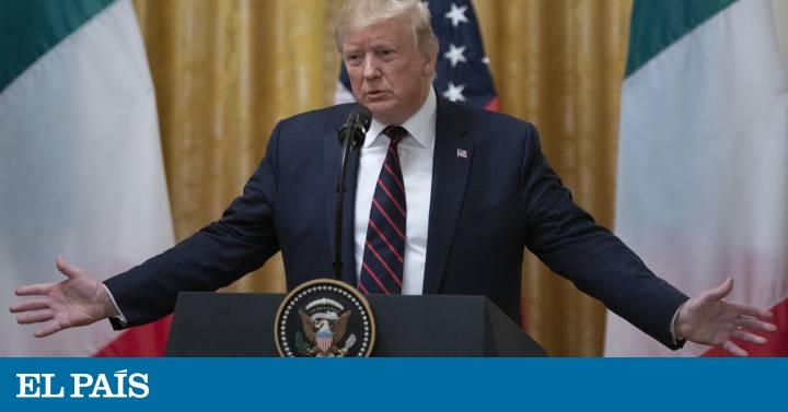 """Trump sobre la intervención de Turquía en Siria: """"No es nuestro problema"""""""