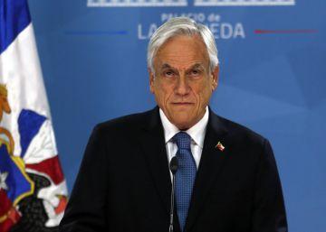 Piñera pide perdón y anuncia un paquete de medidas para enfrentar la crisis chilena