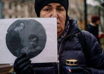 Decenas de miles de nombres contra el olvido de los crímenes estalinistas