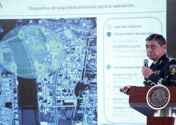 Una explicación a medias sobre el operativo contra el hijo del Chapo Guzmán