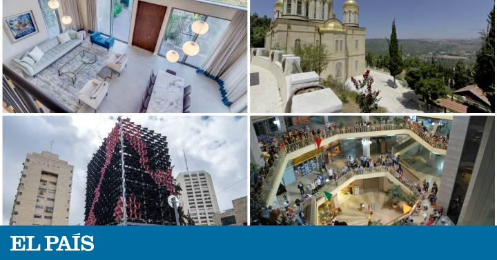 Los secretos arquitectónicos mejor escondidos de Jerusalén - EL PAIS