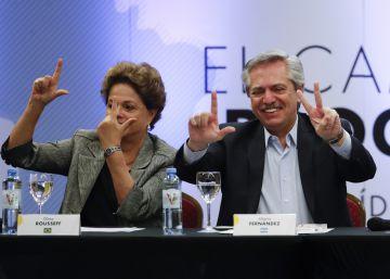 El Grupo de Puebla arropa a Alberto Fernández como líder del ?giro progresista regional?