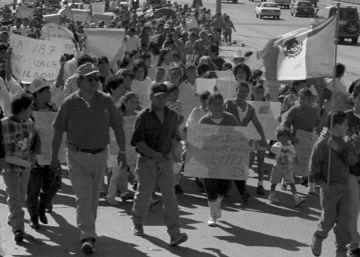 La cruzada antiinmigrantes que hundió a los republicanos en California y sirve de moraleja a EE UU