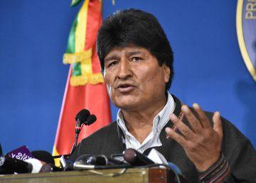 México ofrece asilo a Evo Morales
