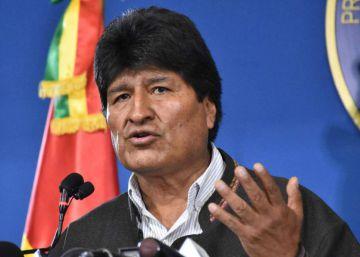 México otorga asilo político a Evo Morales
