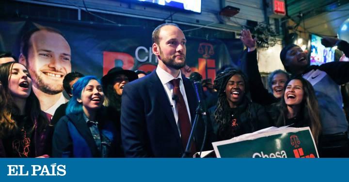 El nuevo fiscal del distrito de San Francisco: criado por radicales de izquierda y traductor de Hugo Chávez - EL PAIS