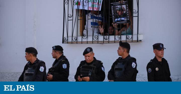 El cerco policial de Ortega a una parroquia rebelde en Nicaragua cumple cinco días - EL PAIS
