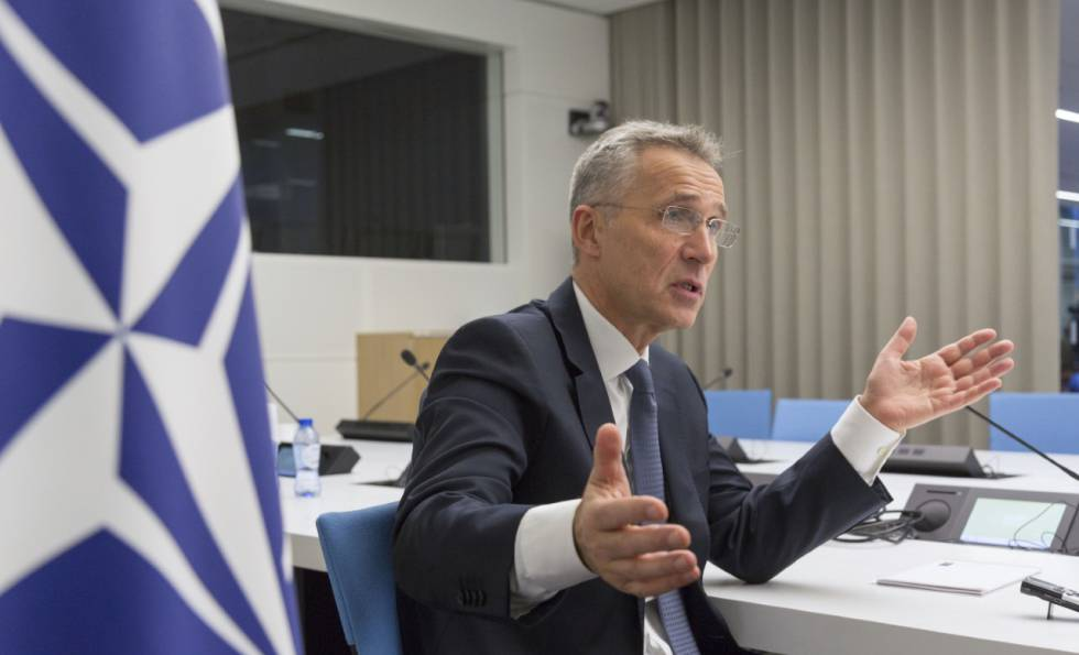 """""""Si debilitamos a la OTAN también se dividirá Europa"""""""