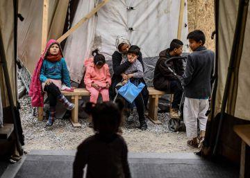 Grecia cerrará los campos de refugiados en las islas y creará nuevos centros más restrictivos