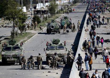 La OEA urge a Bolivia a convocar elecciones lo antes posible