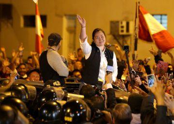 Keiko Fujimori sale de prisión tras una polémica sentencia en el Constitucional peruano