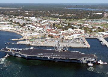 Un militar saudí mata a tiros a cuatro personas en una base naval de Florida