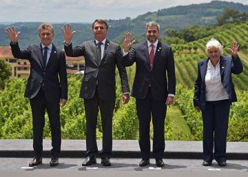 Los representantes del Mercosur piden más democracia