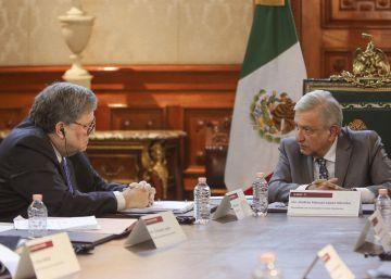 López Obrador insiste al fiscal de EE UU sobre la soberanía de México