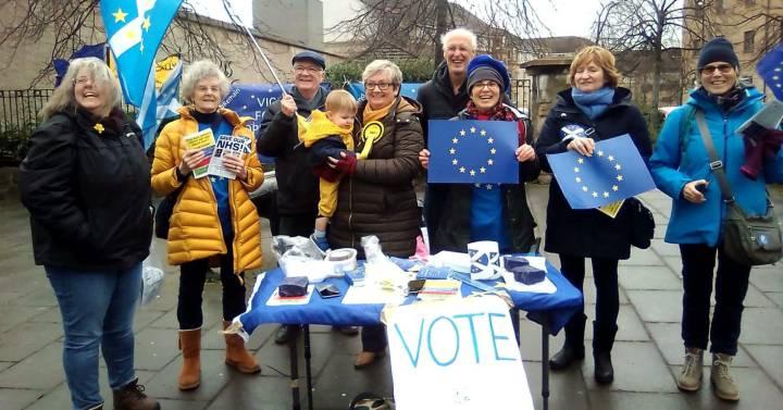 La resistencia contra el Brexit no se rinde en la recta final de la campaña