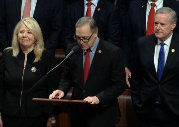La votación en el Cámara de Representantes sobre el ?impeachment? a Trump, en vivo