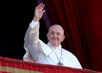 El papa Francisco clama contra las ?tinieblas? del mundo, desde América Latina, a Siria y Líbano