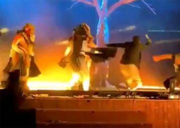 Condenado a muerte un yemení que apuñaló a cuatro bailarines españoles en plena actuación en Riad