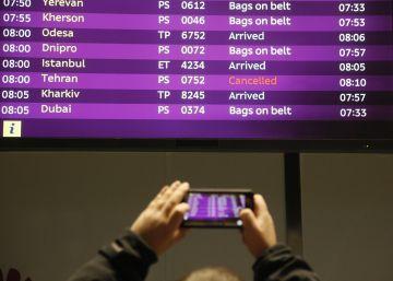 EE UU y Rusia prohíben a sus aerolíneas comerciales los vuelos sobre Irak e Irán
