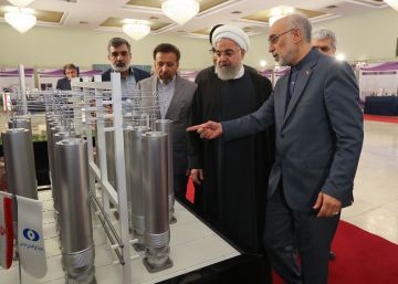 Europa lanza una advertencia a Irán para que cumpla con el pacto nuclear