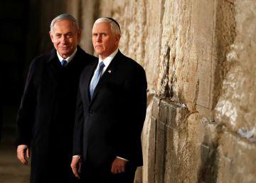 Trump irrumpe con su polémico plan de paz en plena campaña electoral de Israel