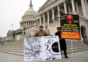 Los abogados de Trump defienden las maniobras sobre Ucrania y acusan a los demócratas de interferencia electoral