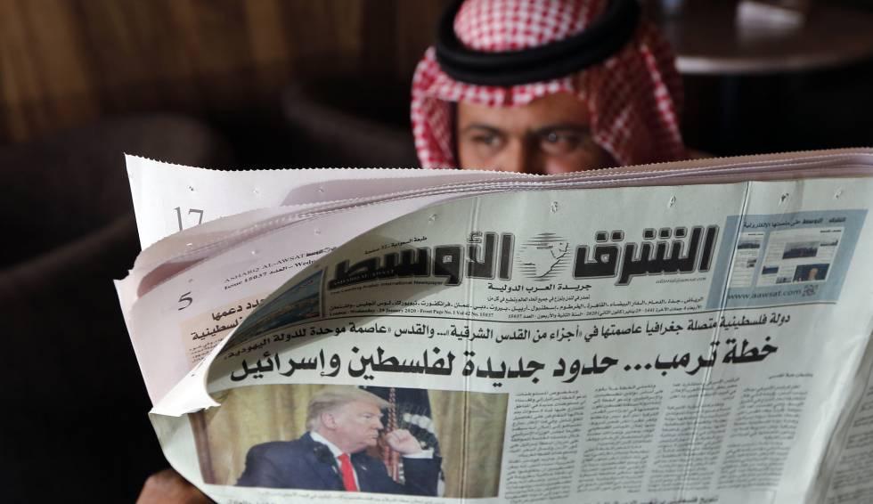 """Arabia Saudí y Emiratos Árabes respaldan los """"esfuerzos"""" de Trump por la paz"""