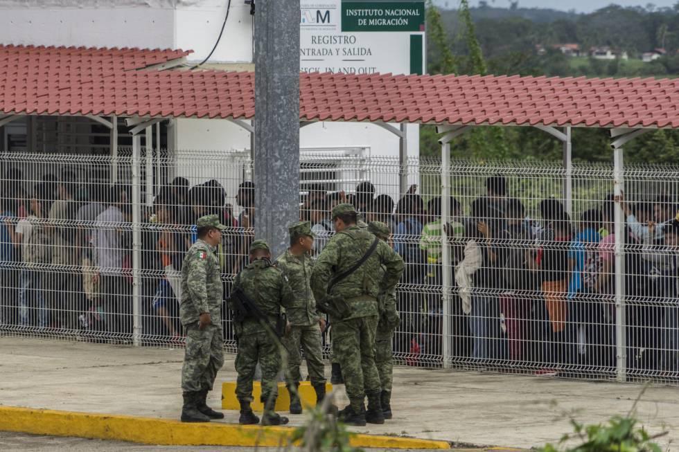México suspende el acceso de las ONG a las estaciones migratorias