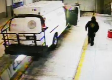 En camioneta y por la puerta principal: la fuga de tres narcos del cartel de Sinaloa en Ciudad de México