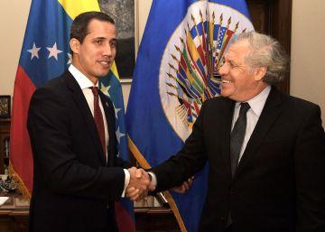 Guaidó en la OEA: ?Estamos preparando el regreso a Venezuela y claro que hay riesgos?