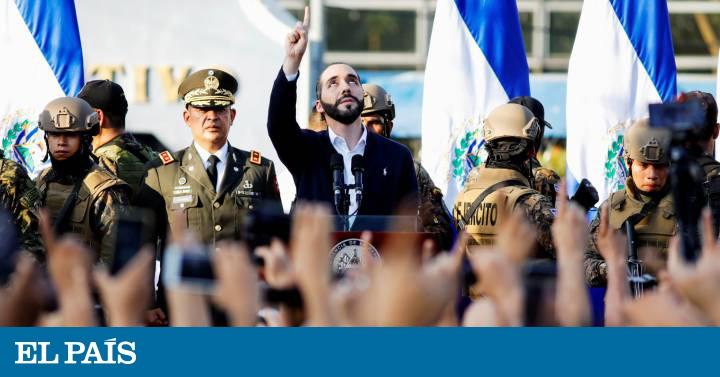 Bukele Acata La Orden De No Volver A Utilizar A Los Militares En El Salvador -3148