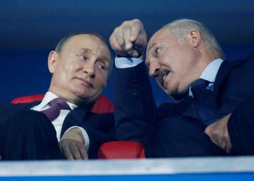Bielorrusia afirma que Rusia presiona para fusionar ambos Estados a cambio de energía barata