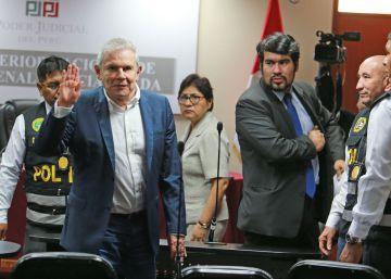 El exalcalde de Lima Luis Castañeda ingresa a prisión por el ?caso Odebrecht?