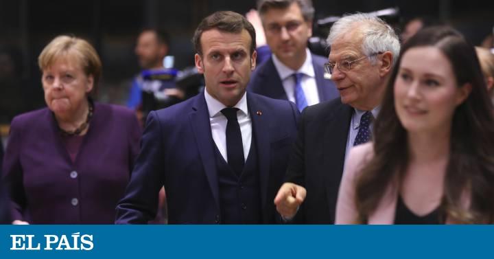 La UE busca un acuerdo de mínimos para un presupuesto sin el Reino Unido