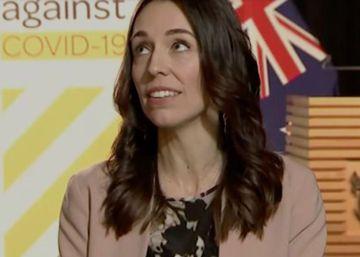 Un terremoto sorprende a la primera ministra de Nueva Zelanda en directo
