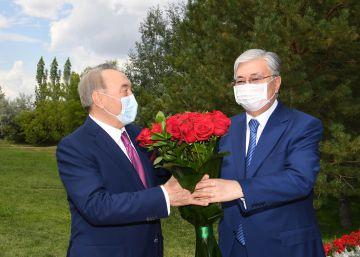 Víctimas del virus en Asia Central