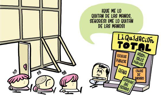 Dibujos Para Entender La Crisis España El País