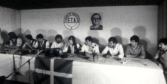 Resultado de imagen de ETA pm. Euskadiko Ezkerra