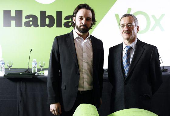 ¿Cuánto mide Santiago Abascal? - Estatura real: 1,80 1389894797_455711_1389895006_noticia_normal