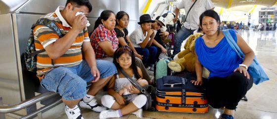 Resultado de imagen para inmigrantes latinoamericanos fotos