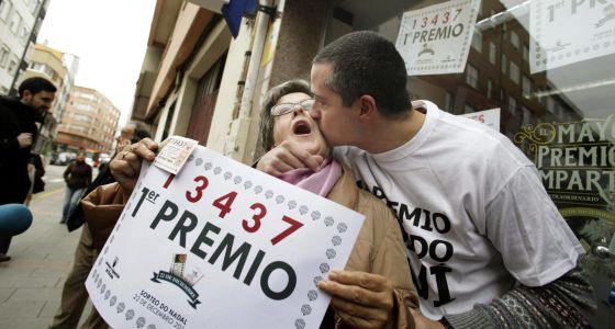 El 13437, el tardío Gordo de la Lotería de Navidad | España | EL PAÍS
