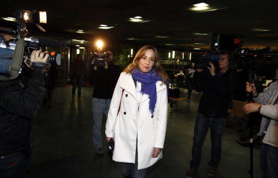 Tania Sánchez niega que conociera el papel de su hermano en la ... - EL PAÍS